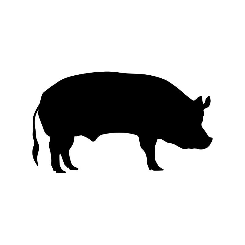 Bison-nissen-schwein-icon